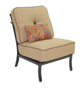 ARMLESS LOUNGE CHAIR 5824T