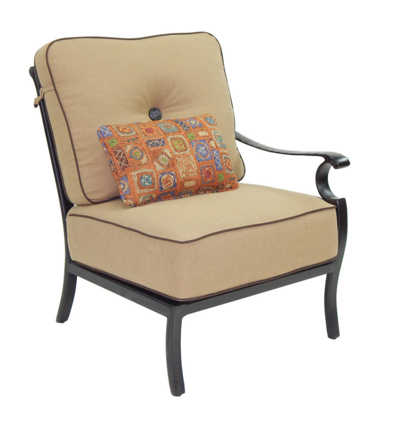 LEFT ARM LOUNGE CHAIR 5821T