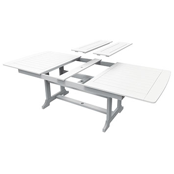 NAPA EXTENSION TABLE MNAP-76-100 $1699.00 CLICK FOR AVAILABLE COLORS