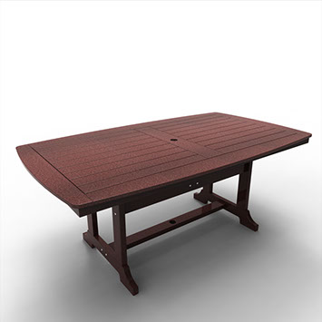 NAPA 76X43″ TABLE MNAP-DT $1229.00 CLICK FOR AVAILABLE COLORS