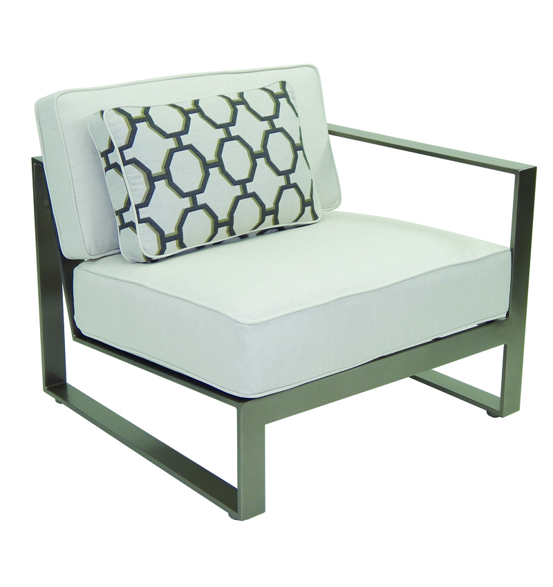 LEFT ARM LOUNGE CHAIR 2221T