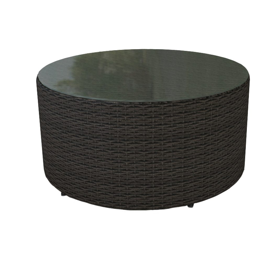 SEAPOINTE ROUND COFFEE TABLE RC1911   $240.00