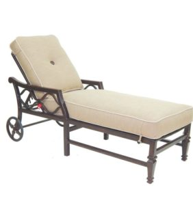 CHAISE LOUNGE 1112T