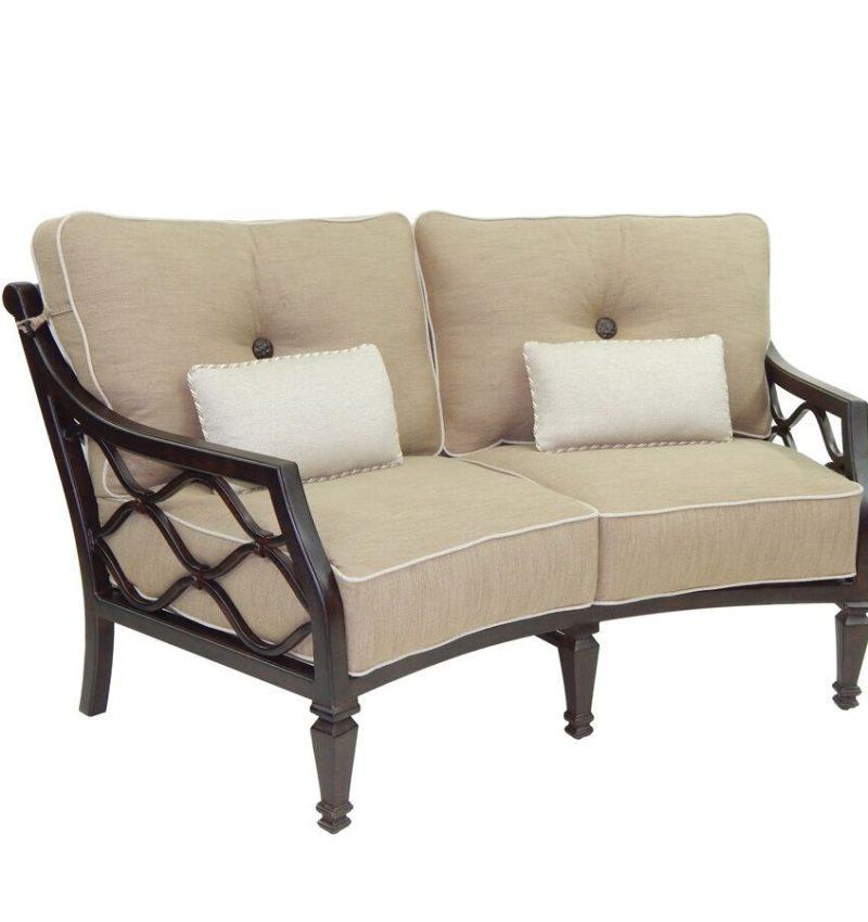 CRESCENT LOVE SEAT 1141T GRADE D:$1799.00 GRADE E:$1949.00 GRADE F:$2149.00 GRADE G:$2349.00