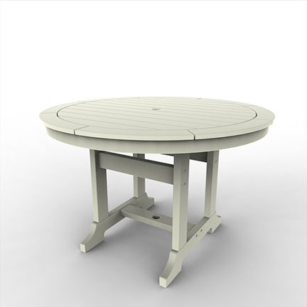 LAGUNA 48″ DINING TABLE MLAG-DT48 $729.00 CLICK FOR AVAILABLE COLORS