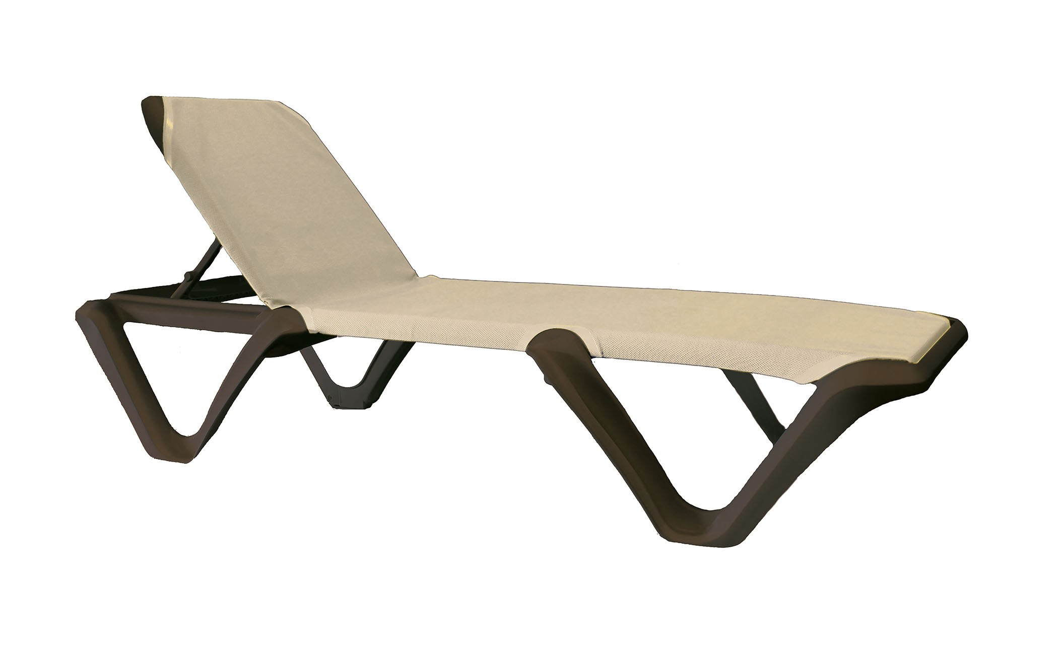 Grosfillex outdoor nautical patio chaise resort contract for Chaise kettler