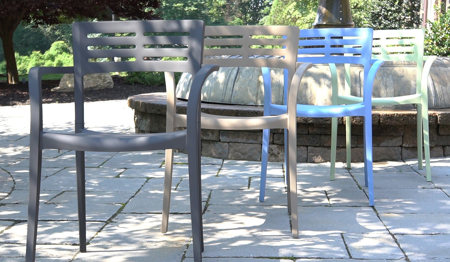 Grosfillex Exterior - Commercial Outdoor Furniture At Guaranteed Lowest Prices!
