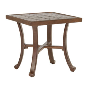 SIENNA SQ END TABLE DSS20 $349.00