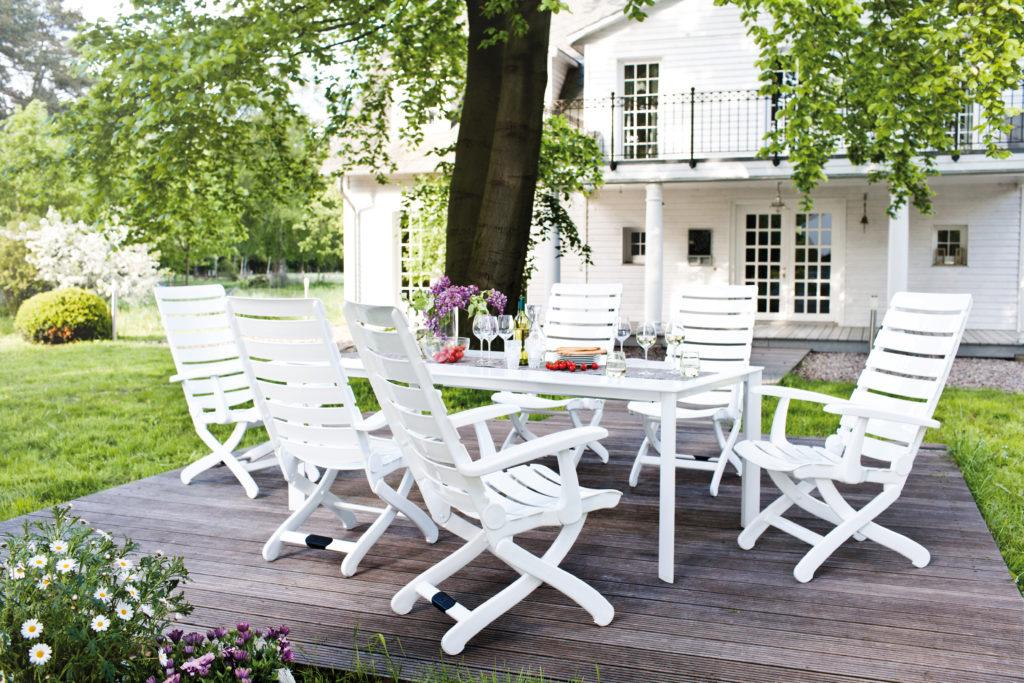 Tiffany Resin Patio Furniture From Kettler Resort