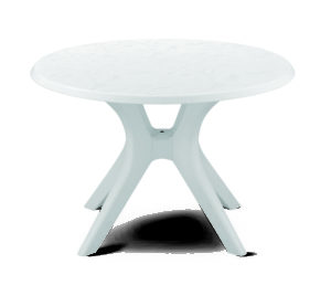 46″ ROUND KETTALUX TABLE #3659-855