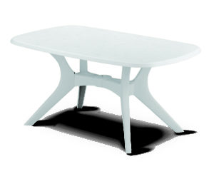 63″X38″ KETTALUX TABLE #3699-855