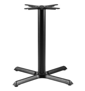 GULFPORT LG TABLE BASE-BLACK RC2120 $139.00 BAR HEIGHT RC2120 & RC2123 $209.00 CLICK FOR SPEC SHEET