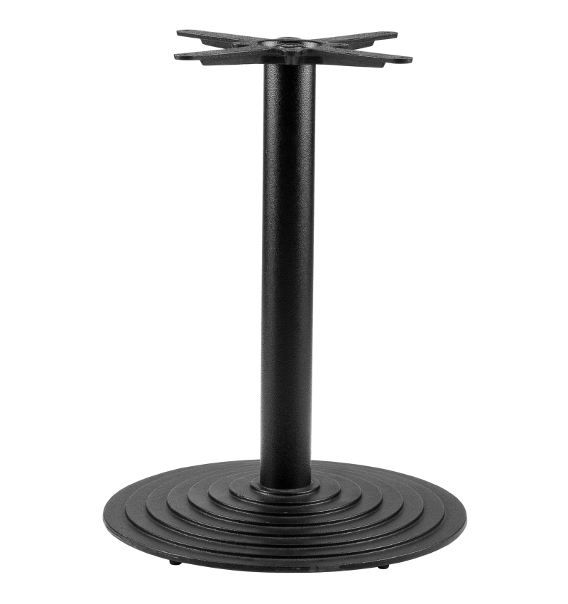 GULFPORT RD TABLE BASE-BLACK RC2122 $189.00 BAR HEIGHT RC2122 & RC2123 $259.00 CLICK FOR SPEC SHEET