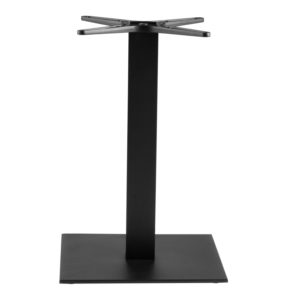 LAREDO SM SQ TABLE BASE-SILVER RC2130 $229.00 BAR HEIGHT RC2130 & RC2131 $299.00 CLICK FOR SPEC SHEET