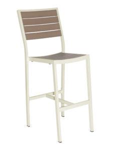 CARMEL ARMLESS BAR STOOL-CHAMP/GRAY RC2053-CG $239.00 CLICK FOR SPEC SHEET