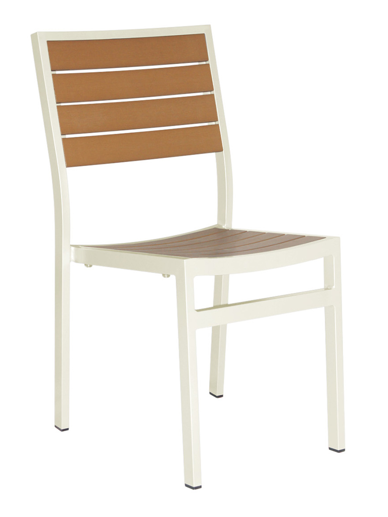 CARMEL SIDE CHAIR-CHAMP/TEAK RC2051-CT $149.00 CLICK FOR SPEC SHEET