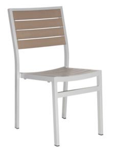 CARMEL SIDE CHAIR-SILVER/GRAY RC2051-SG $149.00 CLICK FOR SPEC SHEET