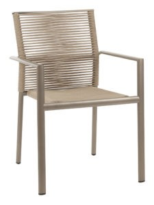 CHARLESTON ARM CHAIR-PEWTER RC2001-P $169.00 CLICK FOR SPEC SHEET