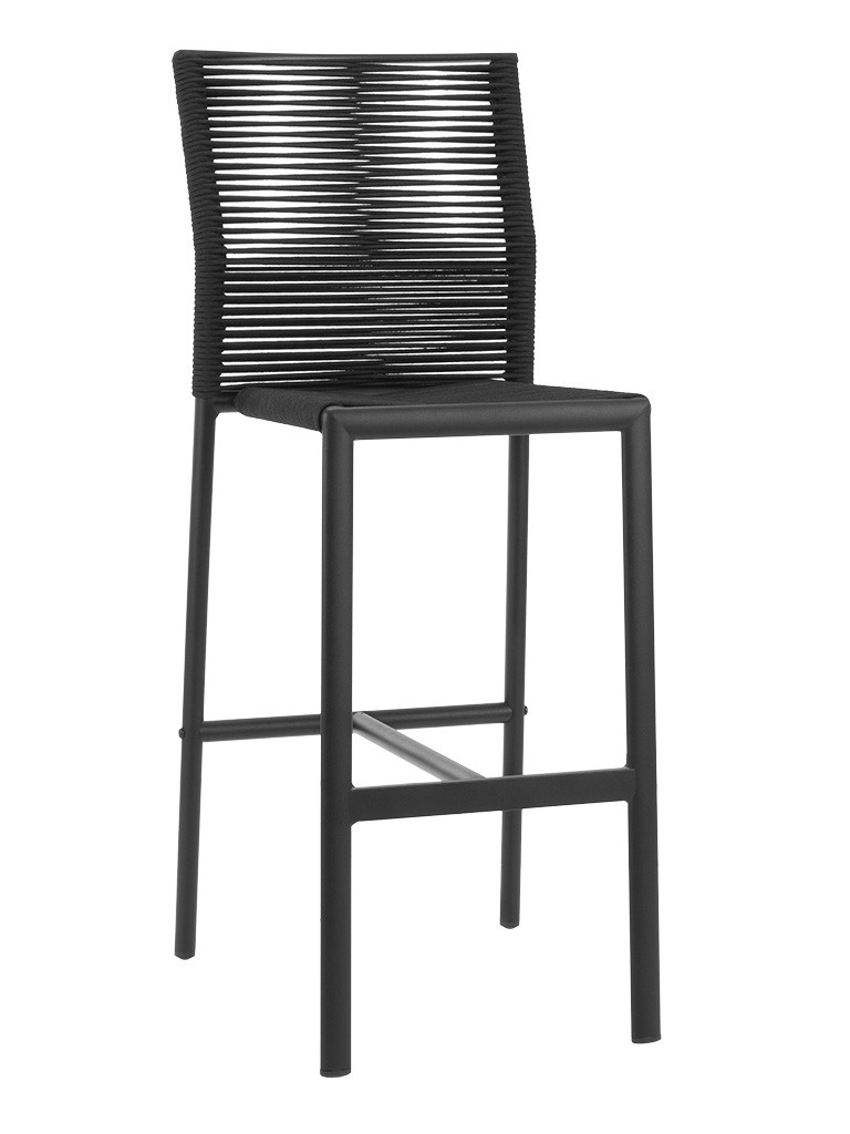 CHARLESTON ARMLESS BAR STOOL-BLACK RC2002-B $239.00 CLICK FOR SPEC SHEET