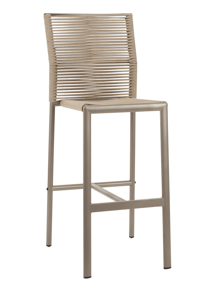 CHARLESTON ARMLESS BARSTOOL-PEWTER RC2002-P $219.00 CLICK FOR SPEC SHEET