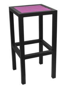 HOLLYWOOD BACKLESS BAR STOOL-17 COLORS AVAIABLE RC2060 $169.00 CLICK FOR SPEC SHEET