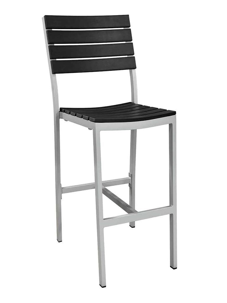MAUI ARMLESS BAR STOOL-BLACK RC2147-B $239.00 CLICK FOR SPEC SHEET
