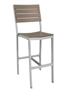 MAUI ARMLESS BAR STOOL-GRAY RC2147-G $239.00 CLICK FOR SPEC SHEET