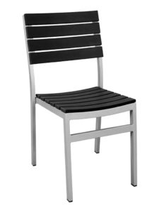 MAUI SIDE CHAIR-BLACK RC2145-B $149.00 CLICK FOR SPEC SHEET