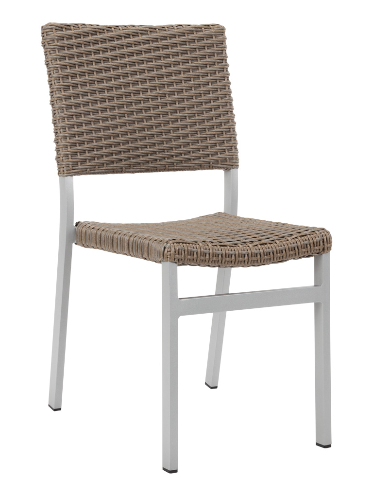 TAHIT WEAVE SIDE CHAIR-SAND RC2041-S $139.00 CLICK FOR SPEC SHEET