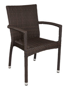 TAMPA ARM CHAIR-ESPRESSO RC2117 $139.00 CLICK FOR SPEC SHEET