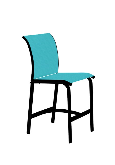 SLING ARMLESS BAR STOOL 461429-28