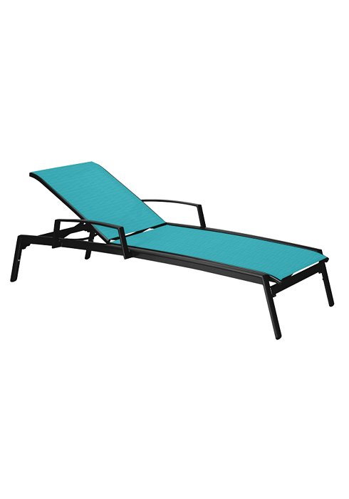 CHAISE LOUNGE WITH ARMS 461433