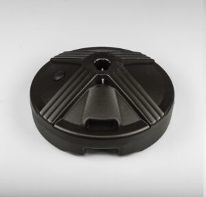 Concrete Base 50lb – Black, White, Bronze, or Silver $49.00 Click Here to See Spec Sheet