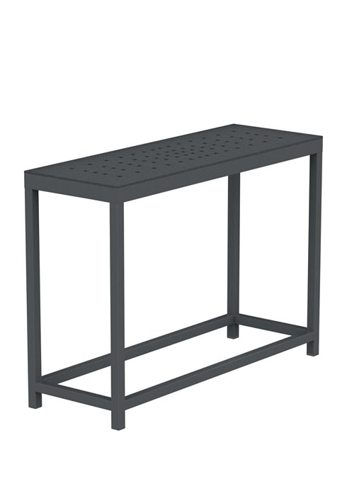 CABANA CLUB SOFA TABLE PATTERNED TOP 591679ST