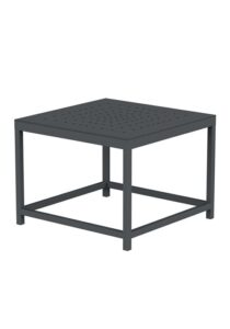 CABANA CLUB END TABLE PATTERNED TOP 591624ST