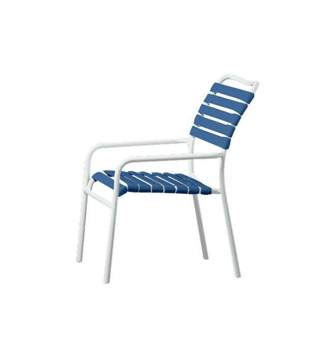 KAHANA STRAP DINING CHAIR 8024