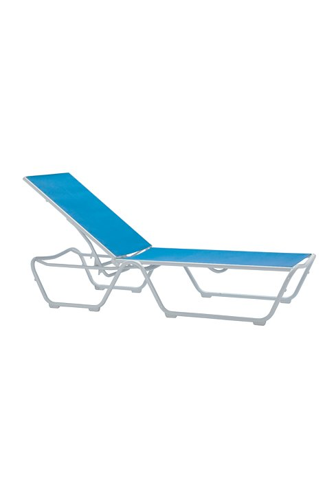 MILLENNIA RELAXED SLING CHAISE LOUNGE 220432