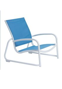 MILLENNIA RELAXED SLING SAND CHAIR 220413